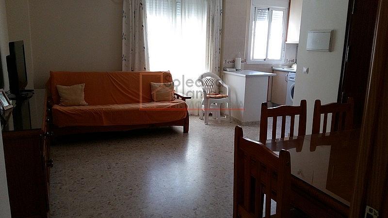 Salón - Piso en alquiler de temporada en calle Chorrillo, Rota - 259915971