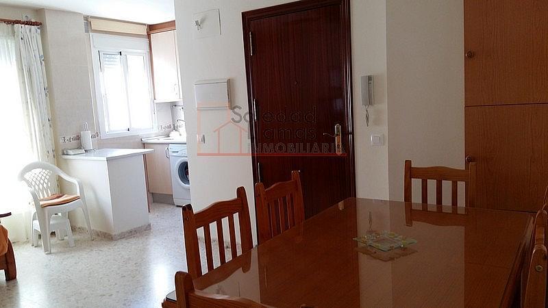 Salón - Piso en alquiler de temporada en calle Chorrillo, Rota - 259915975