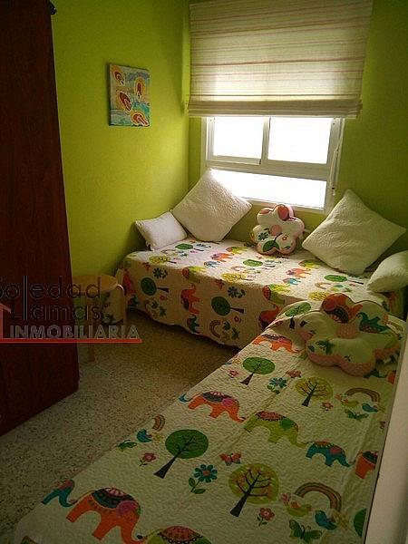 Dormitorio - Piso en alquiler de temporada en calle Avda Sevilla, Rota - 261419732