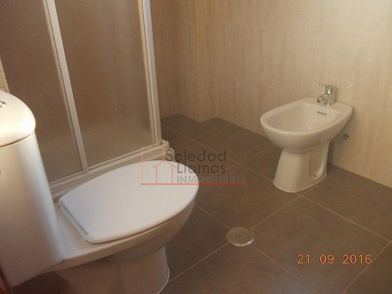 Baño - Piso en alquiler en calle M Auxiliadora, Rota - 323486341