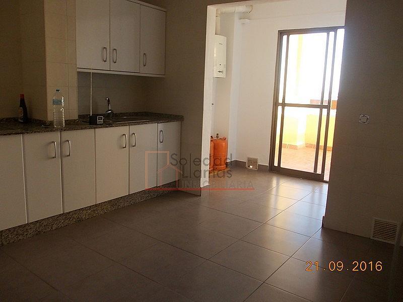Cocina - Piso en alquiler en calle M Auxiliadora, Rota - 323486352