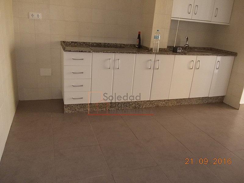 Cocina - Piso en alquiler en calle M Auxiliadora, Rota - 323486353