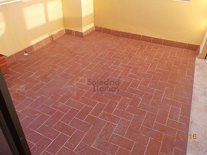 Terraza - Piso en alquiler en calle M Auxiliadora, Rota - 323486354