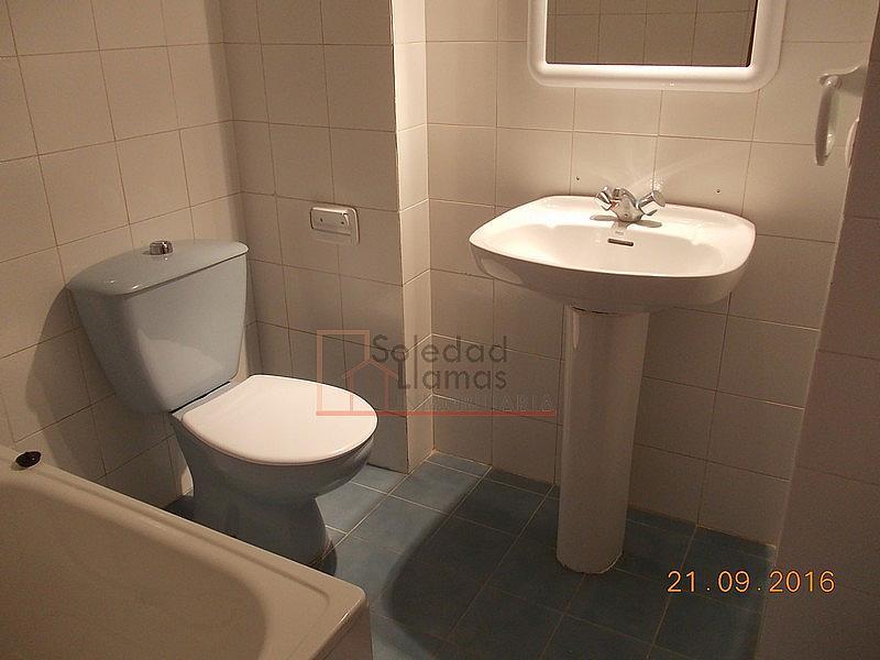 Baño - Piso en alquiler en calle M Auxiliadora, Rota - 323486356