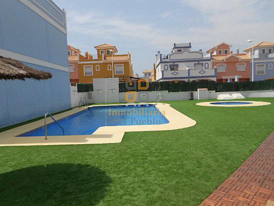 Dúplex en alquiler en calle Lira, San Juan de los Terreros en Pulpí - 307436015
