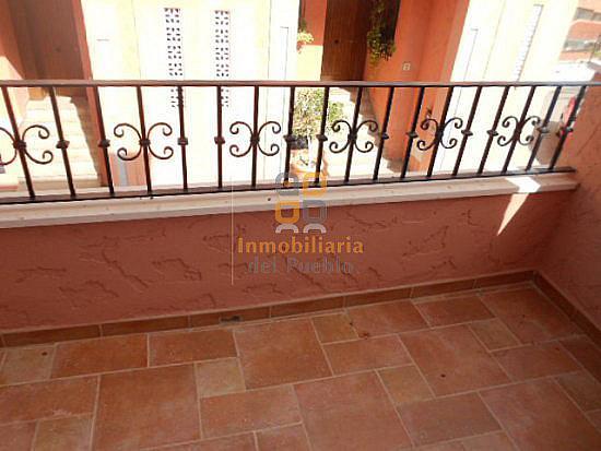 Dúplex en alquiler en calle Belmer, San Juan de los Terreros en Pulpí - 307436169