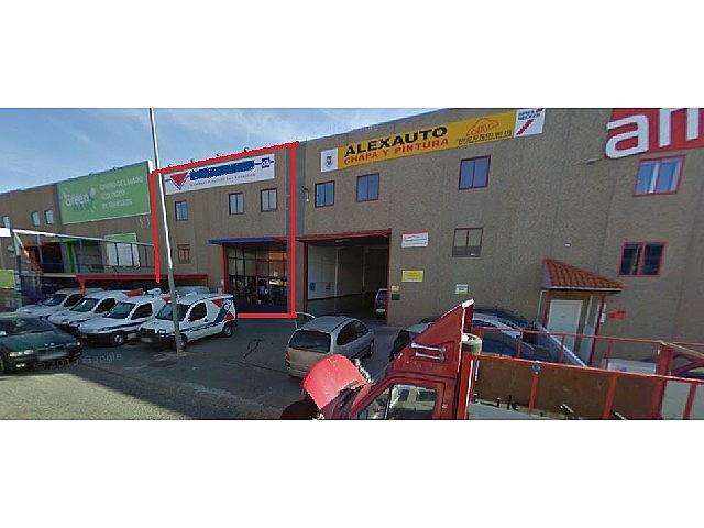 Foto 1 - Nave en alquiler en Las Hervencias en Ávila - 306846014