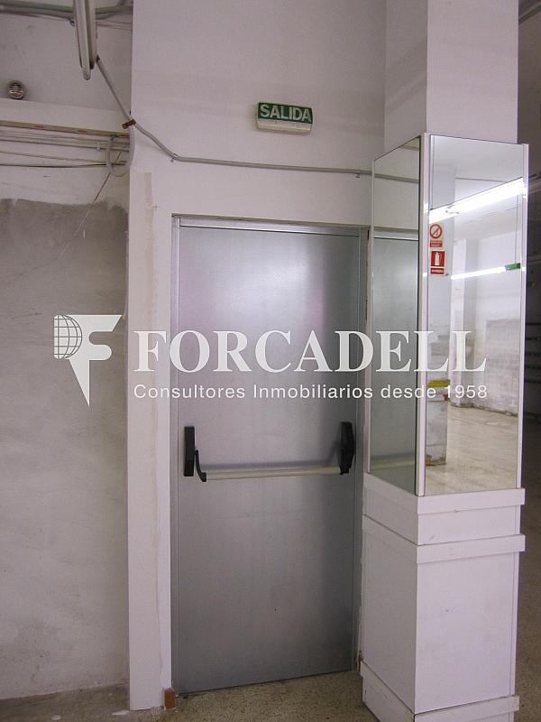 IMG_0017 - Local comercial en alquiler en calle Unio, Eixample en Mataró - 291234046