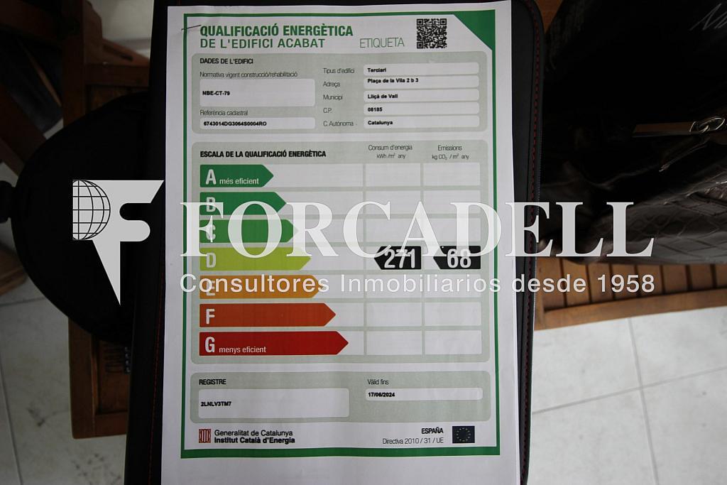 IMG_5709 - Local comercial en alquiler en calle Ajuntament, Lliçà de Vall - 260866150