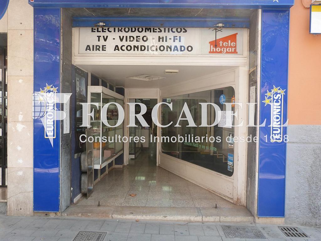002 - Local comercial en alquiler en calle Nicolás de Pacs, Urbanitzacions Llevant en Palma de Mallorca - 261264245