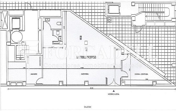 Image (11) - Local comercial en alquiler en calle Montesinoslocal, Garbinet en Alicante/Alacant - 260869842