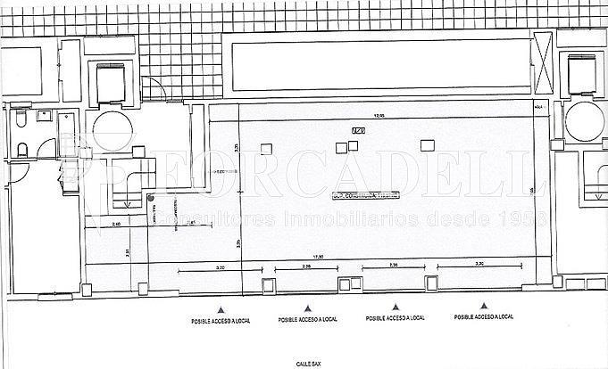 Image (12) - Local comercial en alquiler en calle Montesinoslocal, Garbinet en Alicante/Alacant - 260869845