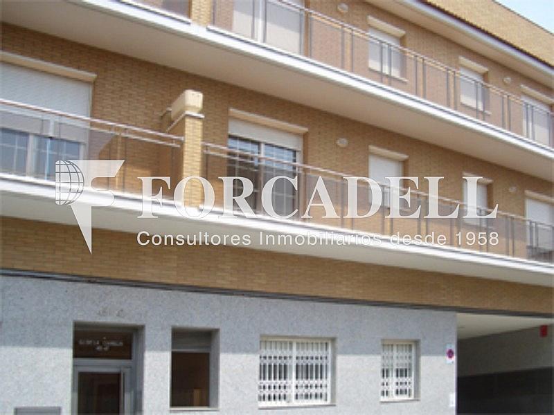 Fachada - Garaje en alquiler en calle Pk Camèlia, Centre en Badalona - 275949737