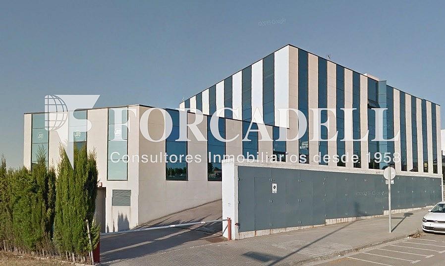 Façana - Oficina en alquiler en calle Bobinadora, Mataró - 263451660