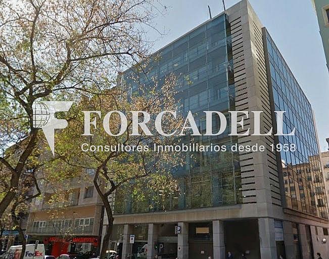 Façana - Oficina en alquiler en calle Augusta, Sant Gervasi – Galvany en Barcelona - 263454798