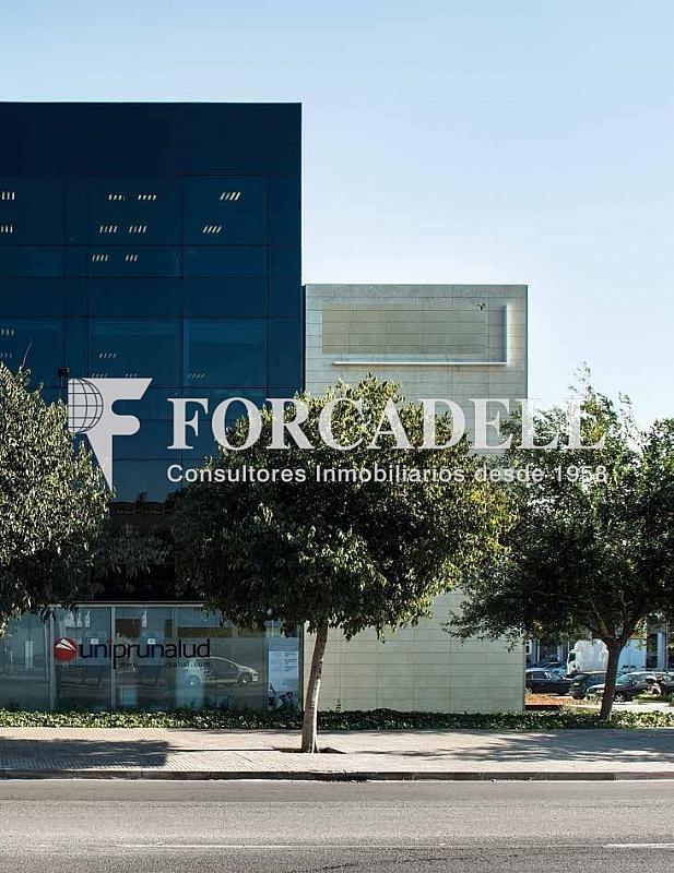 Façana 2 - Oficina en alquiler en calle De la Fama, Cornellà de Llobregat - 263454876