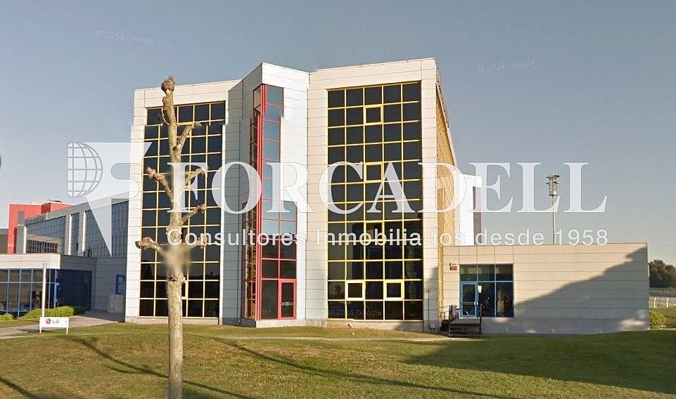 FAÇANA MUNTADAS I - Oficina en alquiler en calle Solsones, Prat de Llobregat, El - 263424297