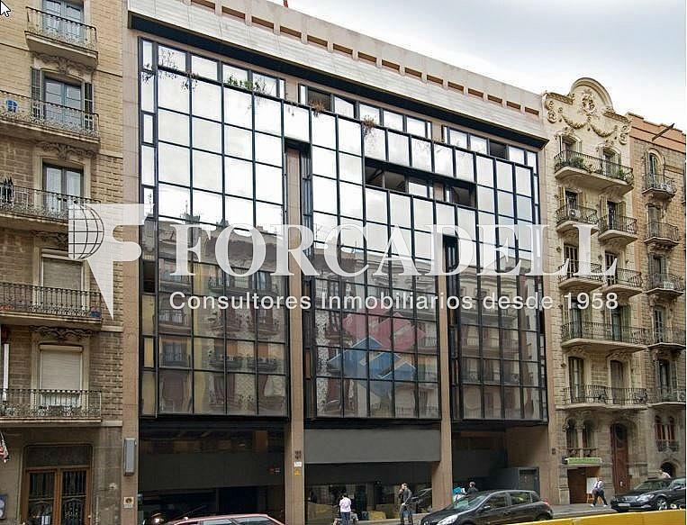Foto Façana - Oficina en alquiler en calle Balmes, Eixample esquerra en Barcelona - 263424447