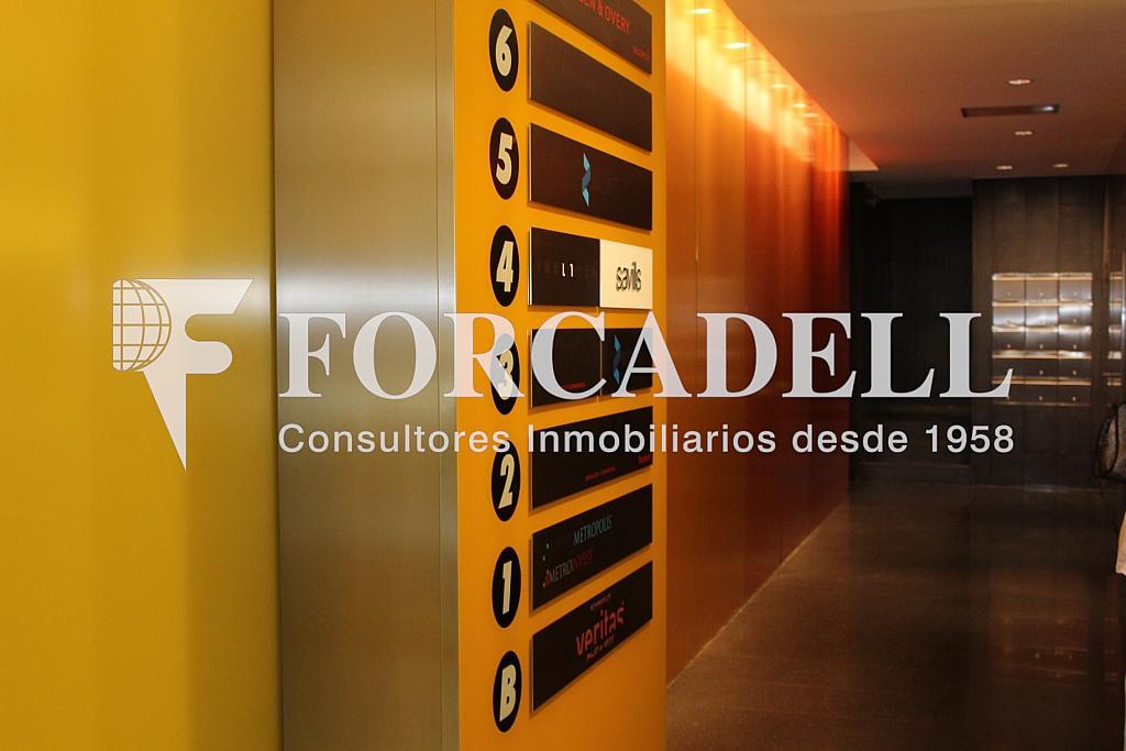 Vestíbulo - Oficina en alquiler en calle Mestre Nicolau, Sant Gervasi – Galvany en Barcelona - 267668043