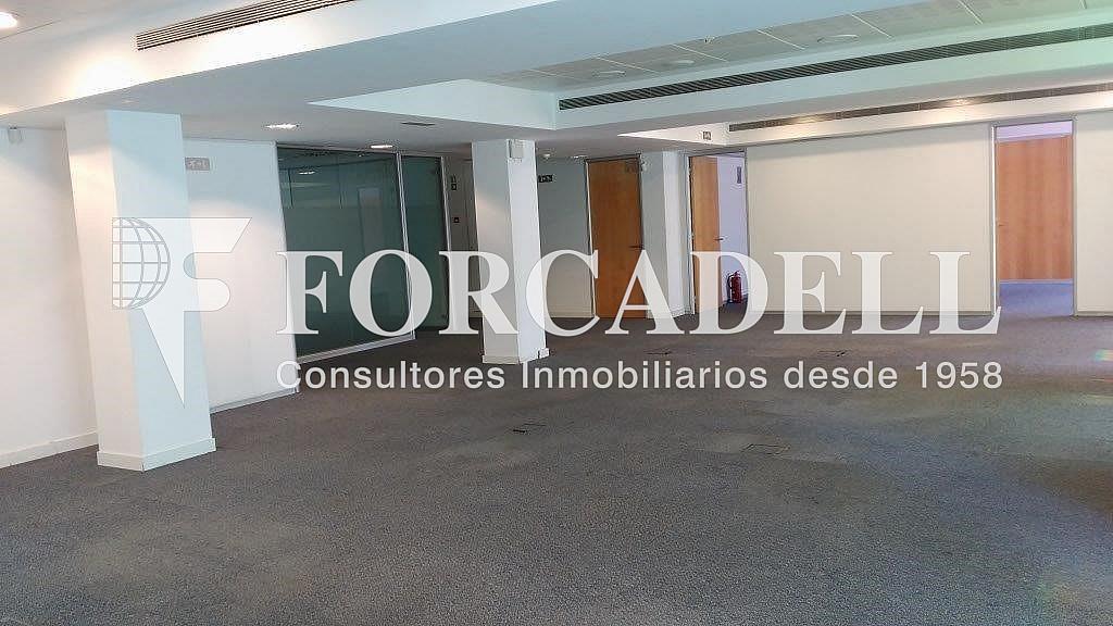 Sala central parte ext.1 - Oficina en alquiler en calle Mestre Nicolau, Sant Gervasi – Galvany en Barcelona - 345113653