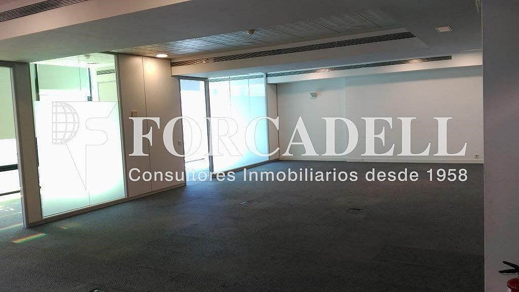 Sala central parte ext.2 - Oficina en alquiler en calle Mestre Nicolau, Sant Gervasi – Galvany en Barcelona - 345113656