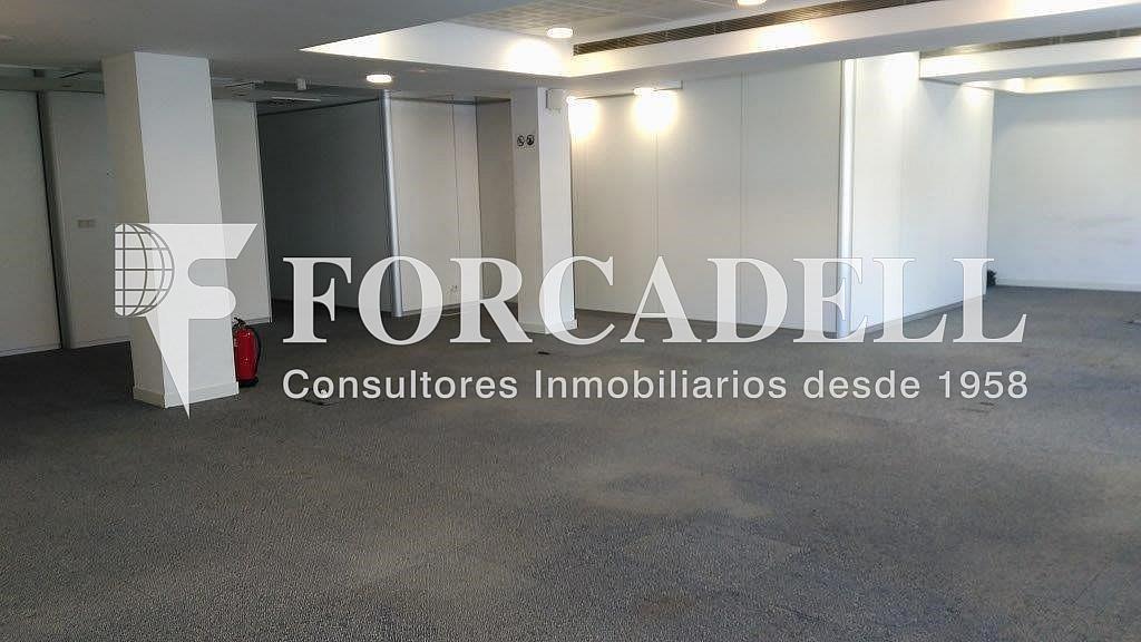 Sala central parte int.1 - Oficina en alquiler en calle Mestre Nicolau, Sant Gervasi – Galvany en Barcelona - 345113659