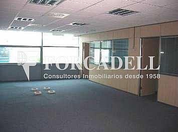 Interior 1 - Oficina en alquiler en calle Maresme, Badalona - 269535451