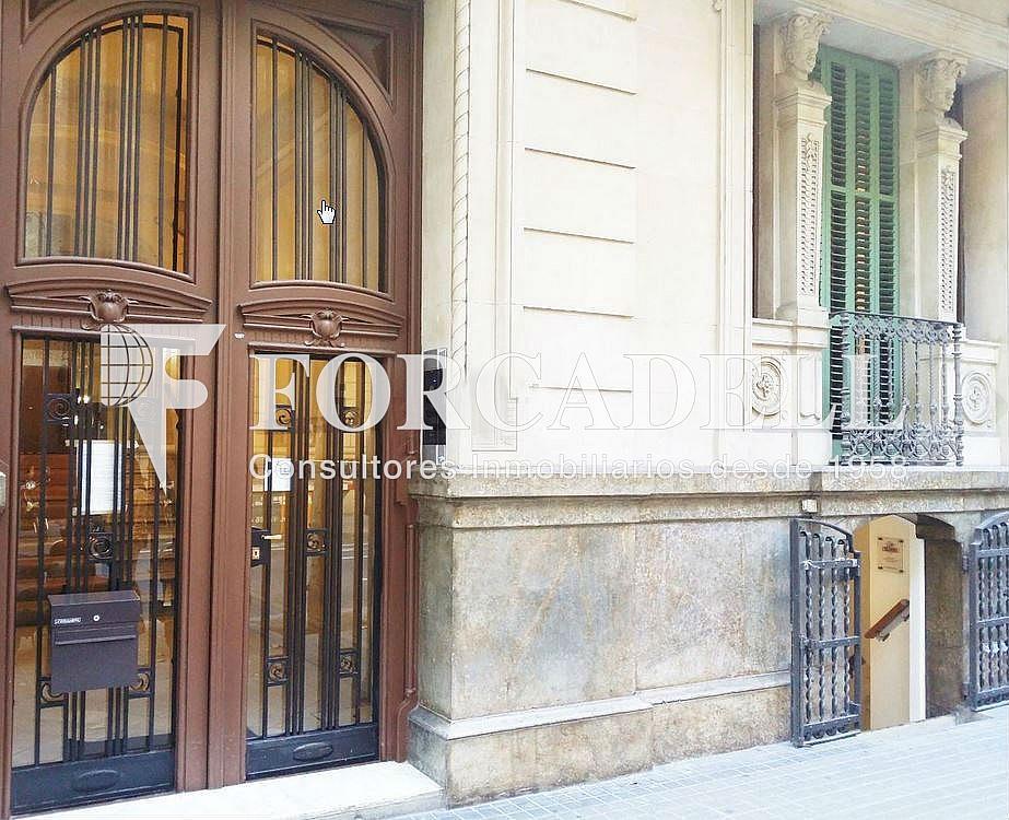 FAÇANA 2 - Oficina en alquiler en calle València, Eixample dreta en Barcelona - 278702966