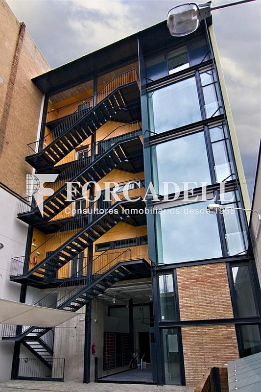 Fachada interior - Oficina en alquiler en calle Taulat, El Poblenou en Barcelona - 282037423