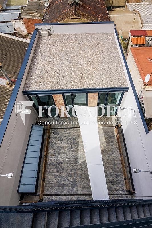 Cenital patio  - Oficina en alquiler en calle Taulat, El Poblenou en Barcelona - 282037438