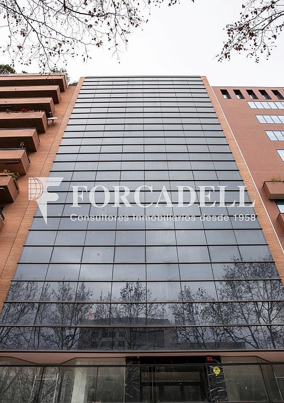 Façana - Oficina en alquiler en calle Diagonal, Les corts en Barcelona - 282037846