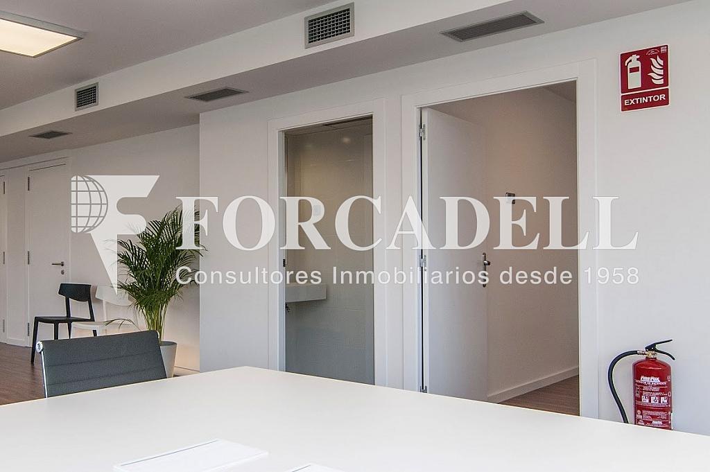 Fotoplanta 2 - Oficina en alquiler en calle Meridiana, La Sagrera en Barcelona - 286365522