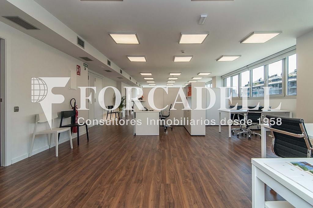 Fotoplanta5 - Oficina en alquiler en calle Meridiana, La Sagrera en Barcelona - 286365594
