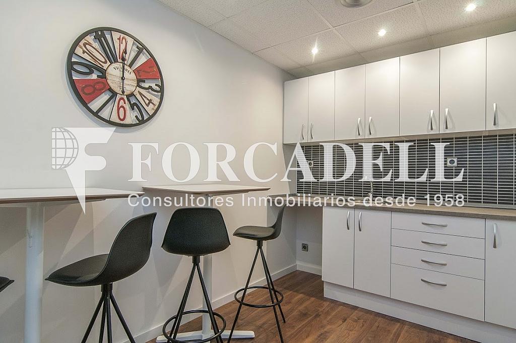 Fotoplanta6 - Oficina en alquiler en calle Meridiana, La Sagrera en Barcelona - 286365642