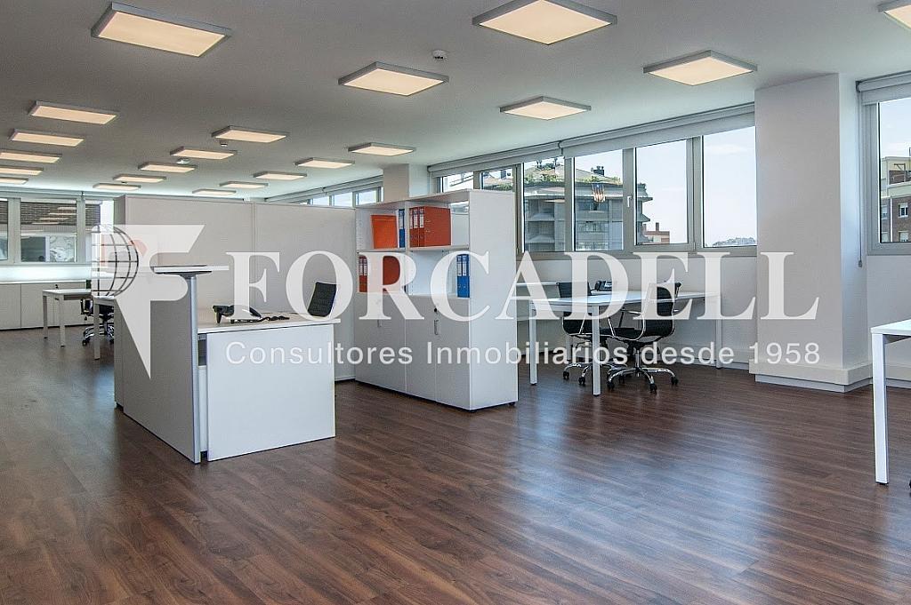 Fotoplanta4 - Oficina en alquiler en calle Meridiana, La Sagrera en Barcelona - 286365654