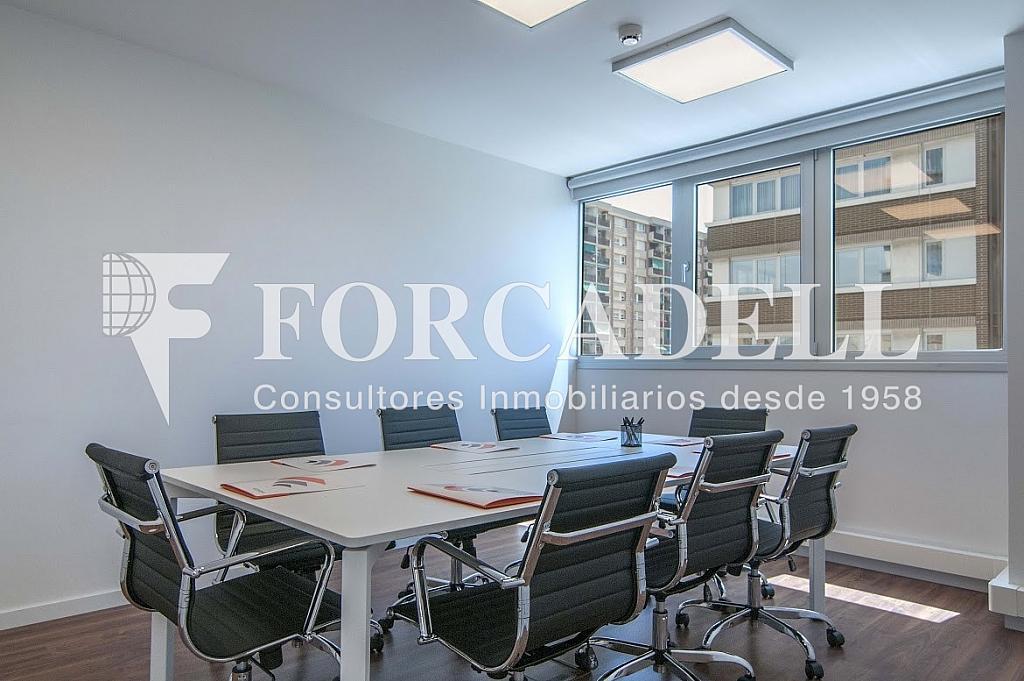 Fotoplanta3 - Oficina en alquiler en calle Meridiana, La Sagrera en Barcelona - 286365726
