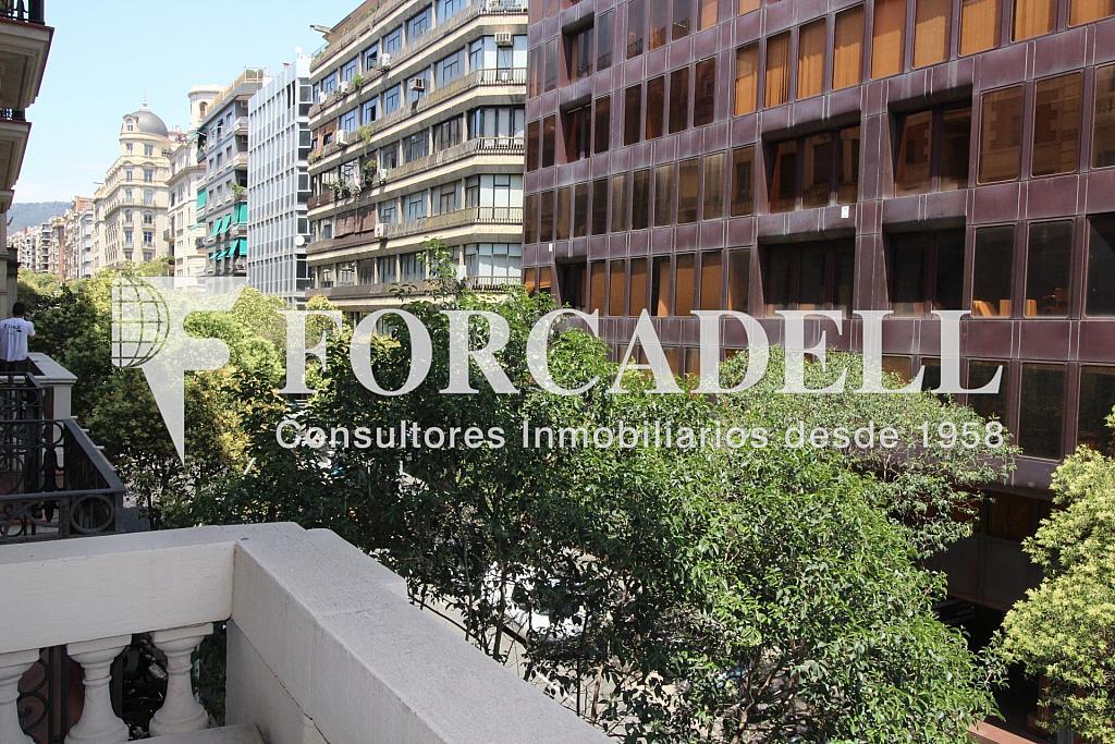 Balcones y vistas - Oficina en alquiler en calle Muntaner, Sant Gervasi – Galvany en Barcelona - 299867708