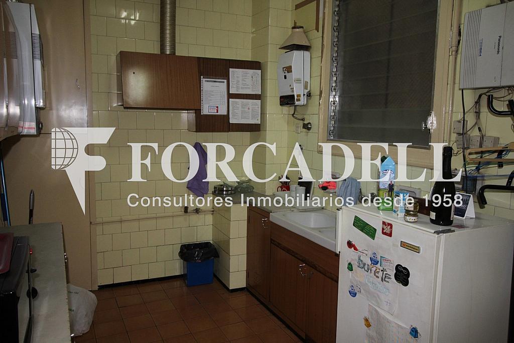 Cocina - Oficina en alquiler en calle Muntaner, Sant Gervasi – Galvany en Barcelona - 299867714
