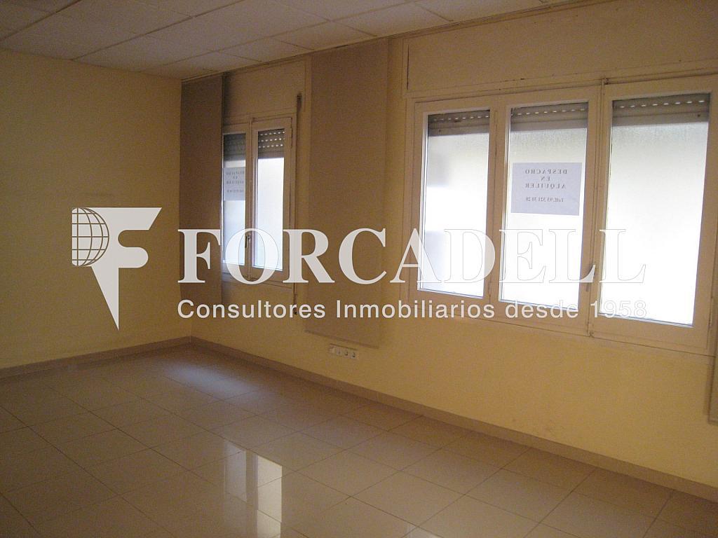 DESPACHO SJ. SALA 1 - Oficina en alquiler en calle Santjoanistes, El Putxet i Farró en Barcelona - 316892325