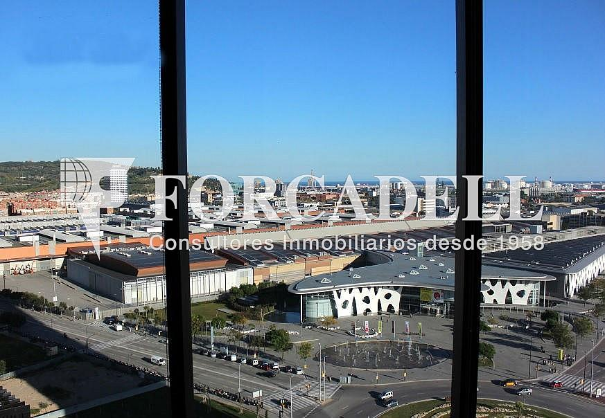 Vistas - Oficina en alquiler en calle Europa Torre Realia, Gran Via LH en Hospitalet de Llobregat, L´ - 337411151