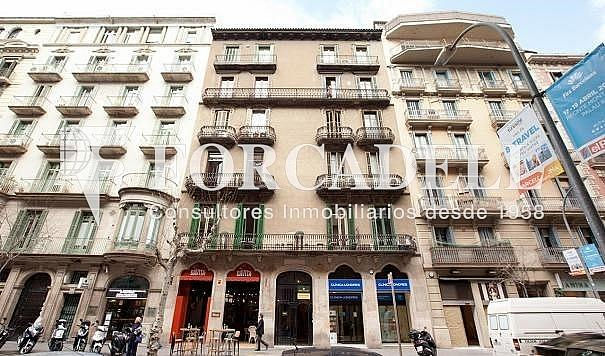 Fotos façana - Oficina en alquiler en calle Rosselló, Eixample dreta en Barcelona - 329736826