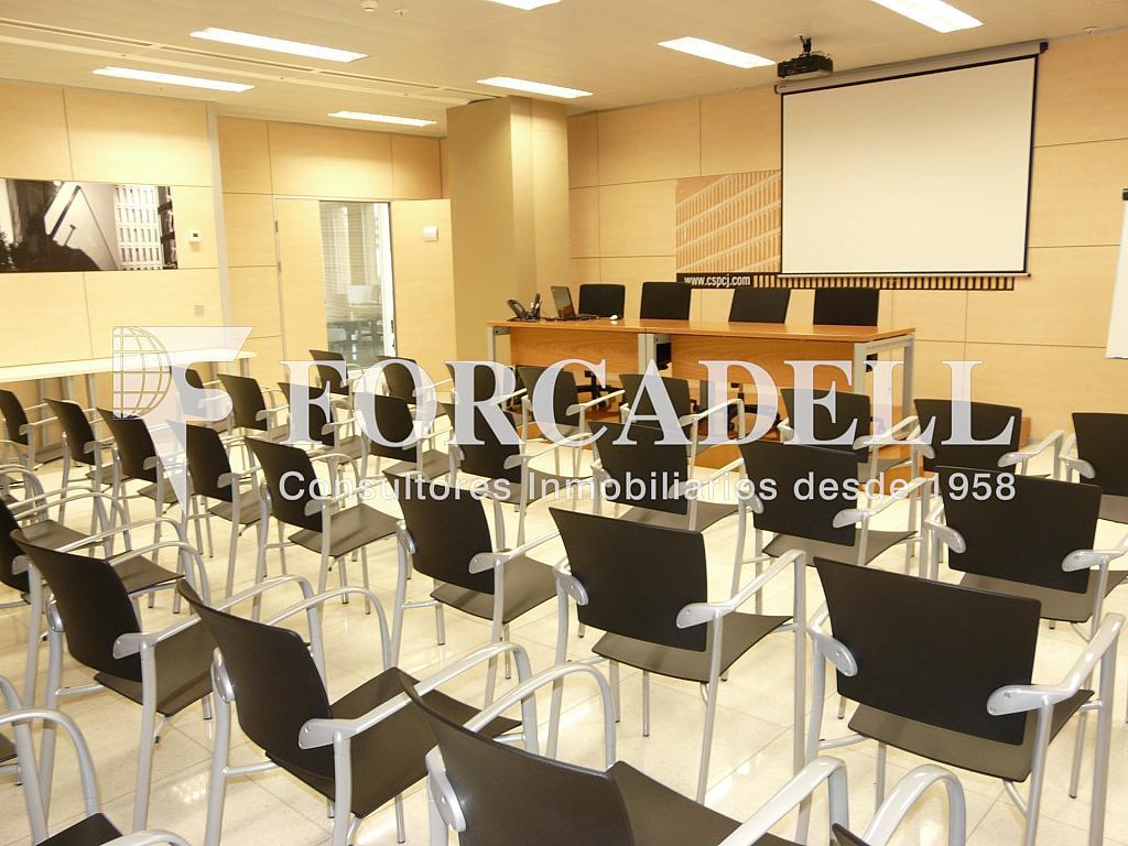Aula Magna (3) - Oficina en alquiler en calle Corts Catalanes, La Bordeta en Barcelona - 263427909