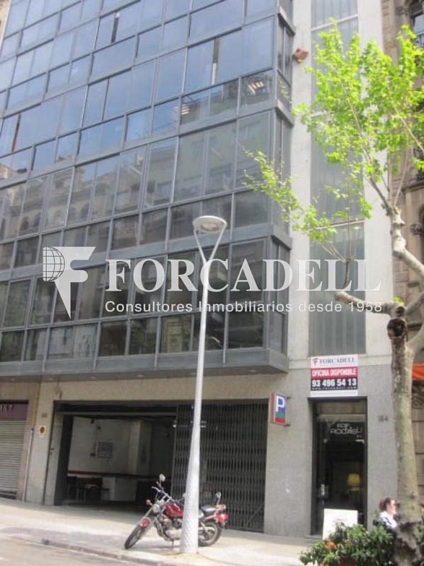 Foto 002 - Oficina en alquiler en calle París, Eixample esquerra en Barcelona - 282037183