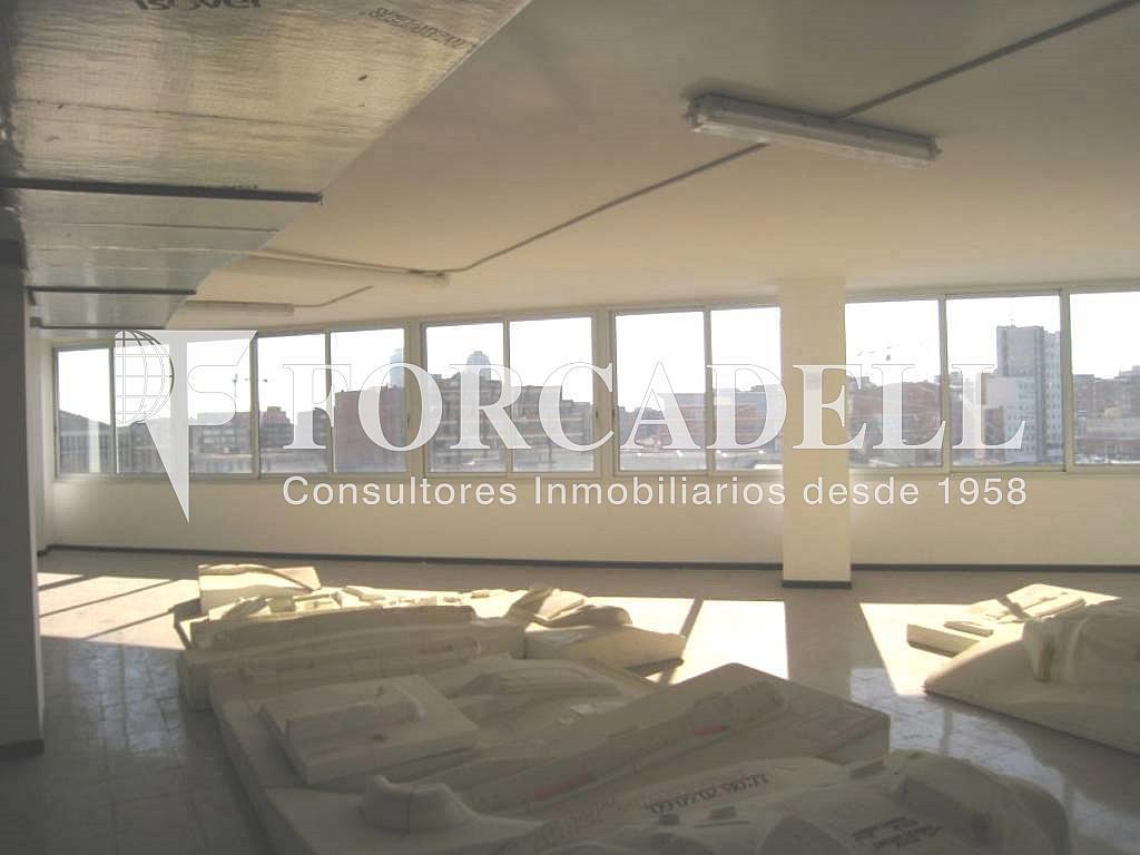 00824 - Oficina en BARCELONA Ofic.- NOVES CENTRALITATS 2 - Oficina en alquiler en calle Alaba, El Parc i la Llacuna en Barcelona - 387696747
