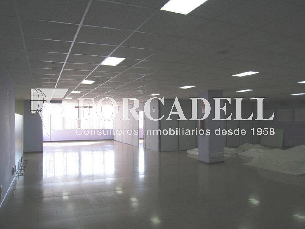 00824 - Oficina en BARCELONA Ofic.- NOVES CENTRALITATS 3 - Oficina en alquiler en calle Alaba, El Parc i la Llacuna en Barcelona - 387696750