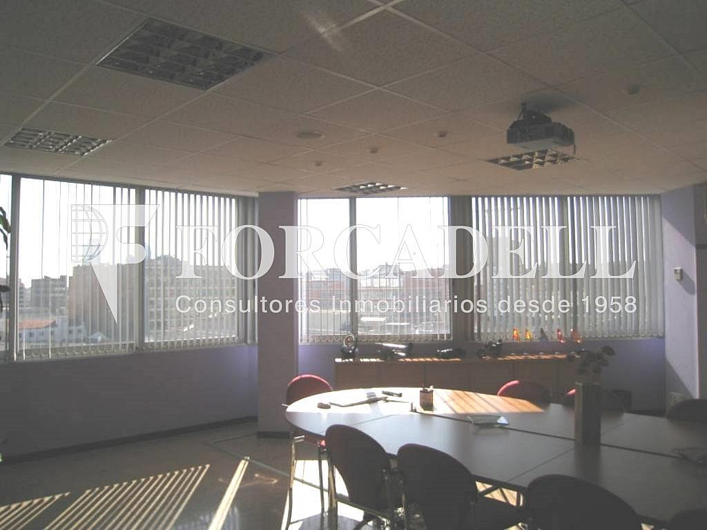 00824 - Oficina en BARCELONA Ofic.- NOVES CENTRALITATS 6 - Oficina en alquiler en calle Alaba, El Parc i la Llacuna en Barcelona - 387696756