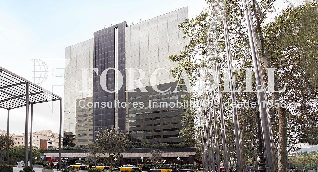 Façana - Oficina en alquiler en calle Diagonal, Les corts en Barcelona - 263429424