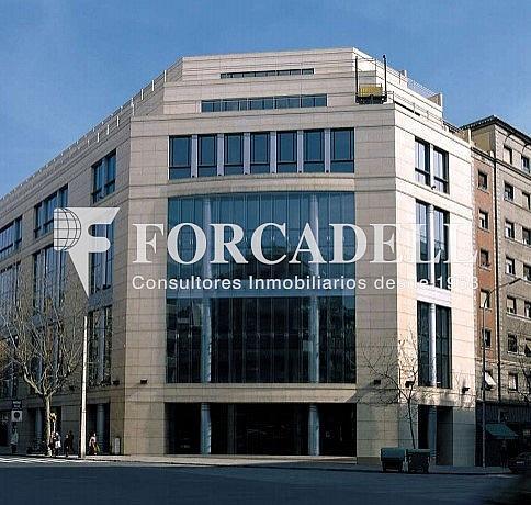 Façana - Oficina en alquiler en calle Berlin, Les corts en Barcelona - 263431416