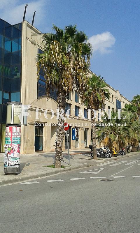 Fachada - Oficina en alquiler en calle Ferrocarrils Catalans, Cornellà de Llobregat - 263425092