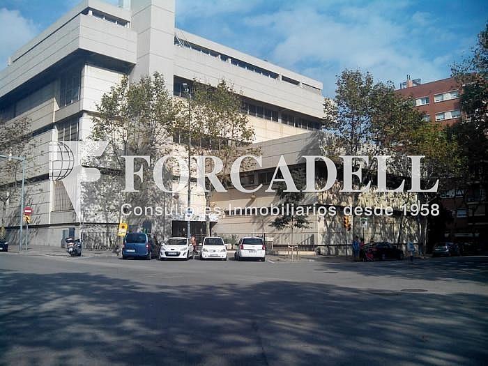 Foto fachada - Oficina en alquiler en calle Espronceda, Provençals del Poblenou en Barcelona - 263434557